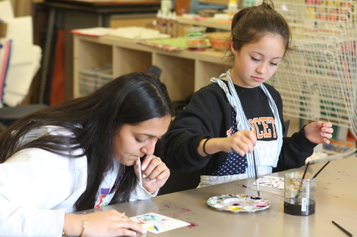 Middle School celebrates Arts Week