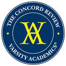 Third FA student published in Concord Review
