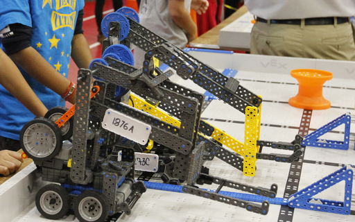 FA hosts VEX IQ Robotics Tournament