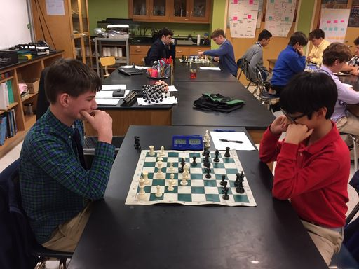 FA Varsity Chess takes match