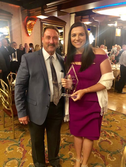 Jessica Foschi-Gallo '98 Inducted into Nassau County High School Athletics Hall of Fame