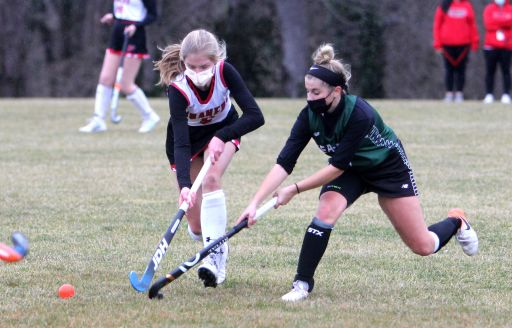 Field Hockey Finishes Regular Season 11-0, Earns Spot in Class B Playoffs